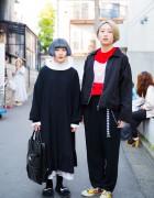 Harajuku Girls w/ Blue Bob Hairstyle, Faith Tokyo & MYOB NYC Items