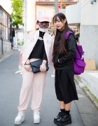 Harajuku Girls in Never Mind the XU, [me], Forever21 & Vivienne Westwood Items
