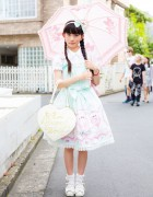 Harajuku Lolita Style w/ Angelic Pretty, Innocent World & Baby, The Stars Shine Bright
