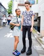 Harajuku Street Styles w/ A Bathing Ape, YRU & Nike Air Jordan