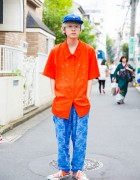 Harajuku Resale Chic Fashion & Converse Canvas Sneakers
