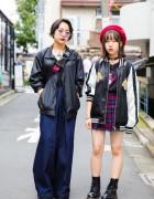 Harajuku Street Styles w/ Joyrich, Faith Tokyo, Style Nanda, Kobinai & Demonia