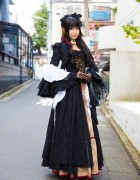 Harajuku Gothic Lolita w/ Fashion by Chante, Axes Femme & h.NAOTO Gramm