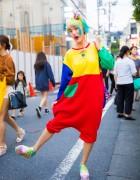 Harajuku Girl's Colorful Kawaii Street Style w/ Kinji Resale, 6%DOKIDOKI & Yosuke