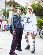Harajuku Street Styles by Never Mind The XU, Rihanna x River Island, Freak City & Style Icon Tokyo