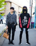 Harajuku Guys in Streetwear by Vetements, Balenciaga, Inherit, Dholic, 3.1 Phillip Lim & Klasse14