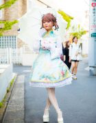 Harajuku Lolita Style w/ Creme Brulee, Metamorphose, Alice And The Pirates & A Closet of Alice