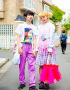 Colorful Kawaii Harajuku Styles w/ FRUiTS, RRR by Sugar Spot Factory, Jeremy Scott & Expertsdisagree
