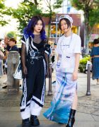 Harajuku Girls Street Fashion w/ M.Y.O.B., Fresh Anti Youth, Dolls Kill, Faith & B.D.K.M.V. Tokyo