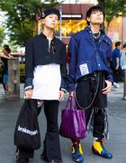 Harajuku Guys Streetwear w/ A Moment of Youth, Midnight Studios, Ambush, Vetements, Christopher Shannon, Alyx & Maison Martin Margiela