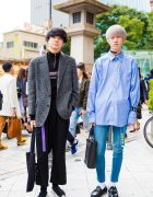 Harajuku Streetwear Styles w/ Burberry, Another Youth, Balenciaga, Opening Ceremony, Live in the Moment, Dim E Cres, Kinji & LT Tokyo