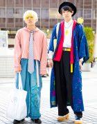 Tokyo Guys Street Fashion w/ Puma x Stampd, Keisuke Kanda, Onitsuka Tiger x Andrea Pompilio & Dr. Martens