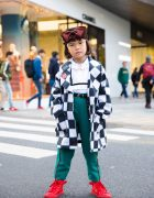 Coco's Harajuku Street Style w/ Gosha Rubchinskiy, The Animals Observatory, Vivetta, Funktique Tokyo & Gucci