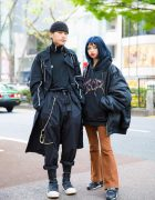 Harajuku Streetwear w/ Ionism Boutique, Rick Owens, Unknown-Section, MYOB, Faith Tokyo & 23.65