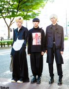 Japanese Streetwear Styles w/ Rick Owens, Comme des Garcons, Yohji Yamamoto Pour Homme, Gucci, Foot the Coacher & Dulcamara