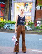 Harajuku Street Style w/ Faith Tokyo