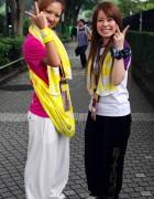 J-Pop Concert Fashion Girls
