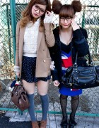Tokyo Girls Collection Street Snaps 2011 S/S