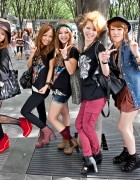 Tokyo Girls Collection Street Snaps 2011 A/W