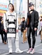 Harajuku Duo in Streetwear by Hood by Air, Y-3, Long Clothing x OWSLA, Off White & Vivienne Westwood